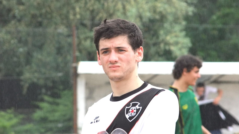Victor Diogo o craque do NFC